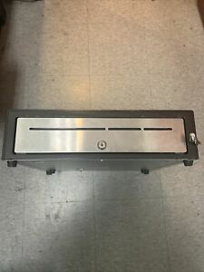 Radiant Systems Electronic Cash Drawer Cd10134 With Keys