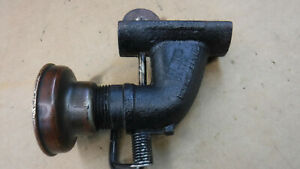 Model T Ford Accessory Exhaust Whistle Control Valve Mt 5980