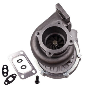 Turbocharger Gt3037 Gt3076r T3 4 bolt Flange 500 hps 82 A r 60 Turbo