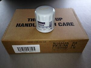 Twelve 12 Usa Champ Ph2835 Oil Filter Bulk Case Fits Ph3614 L10241 51348 Mo241