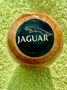 Jaguar Burl Wood Xk8 Xj8 Xj6 Xjs Xjr Inlaid Shift Knob