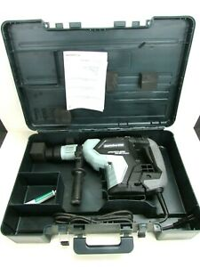 New Metabo 1 9 16 Uvp Rotary Hammer Drill Sds max W Case Dh40mey