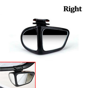 Blind Spot Mirror 360 Wide Angle Convex Rear View Mirror Fit For Car Truck Suv
