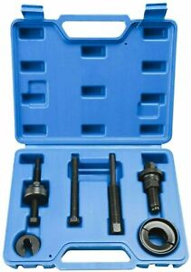 Power Steering Pump Pulley Kit Puller Remover Installation Tool Kit For Gm Ford