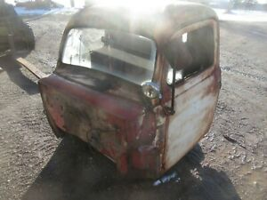 1948 Ford Truck F1 F2 F3 Cab Rat Rod Hot Rod Parts Project Local Pickup Only