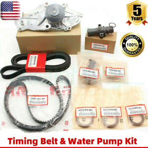 Genuine Timing Belt Water Pump Kit Fits For Acura V6 Odyssey New Us Ship
