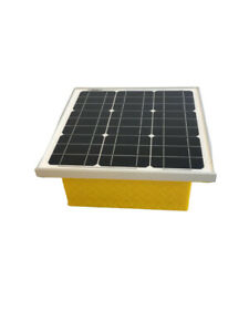 Solar Energizer 100km For Cattle Raising Electric Fence