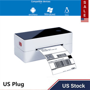 Thermal Barcode Label Printer For Amazon Ebay Etsy Shopify 4 6 Shipping Label