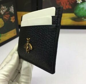 Luxury Card Holder Genuine Leather Passport Cover Id Business Card