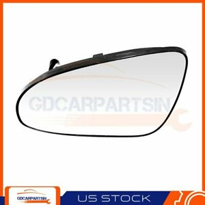 For 2012 2017 Toyota Camry Yaris Corolla Driver Side Mirror Glass Heated