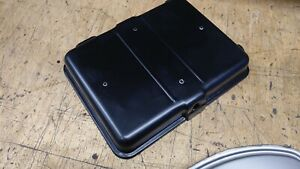 Vw Split Kdf Beetle Bug Battery Cover With Pads