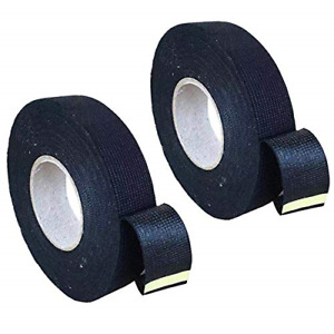 2 Rolls Wire Harness Automotive Cloth Tape High Temp Wire Harness Wrapping Heat