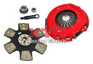 Xtr Stage 4 Clutch Pro Kit For Ford Mustang 86 1 01 Gt Lx Cobra Svt 4 6l 5 0l