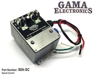 80 Amp Reverse Polarity 12vdc Motor Control With Speed Control