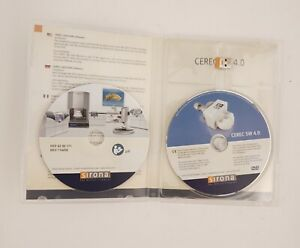 Sirona Cerec Sw 4 0 Disc Dongle license Inlab Stack 4 0