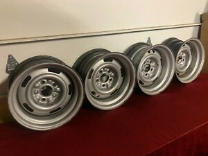 1969 1982 Chevrolet Corvette Rally Wheels Az K 1 7 K 1 2 76 77 78 79 80 81 82