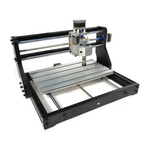 Cnc Router Machine 3018 prover Control Woodworking Laser Engraver Pcb Milling Ce