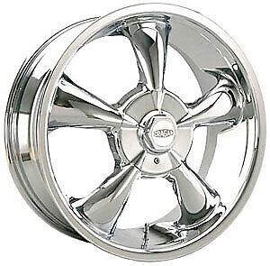 Cragar 600c7741 40 600c S s Fwd Chrome Wheel Size 17 X 7 Bolt Circle 4 X 100mm