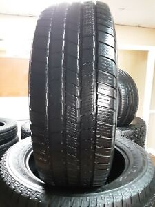 1 Single 275 60 20 Michelin Defender Ltx M s 7 32nds Very Good Tread