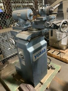 Yuasa Gx 800 Radius Grinder Made In Japan High Quality Tool Cutter Grinder
