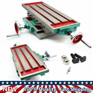 Xy Axis Cross Slide Table Drilling Milling Machine Working Table 17 7 X 6 7inch
