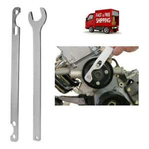 Clutch Nut Wrench For Bmw Fan Water Pump Holder Removal Tool Kit 32mm 1 26
