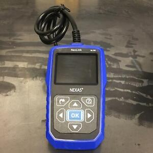 Nexas Heavy Duty Truck Scanner Nl102 Obd Eobd Hdobd Diagnostic Scanner Only