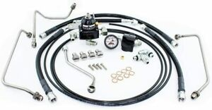 Driven Diesel Regulated Return Fuel System Kit For 03 07 Ford 6 0l Powerstroke