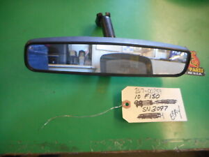 99 17 Ford F150 Lincoln Truck Suv Interior Rear View Mirror Manual Dimming