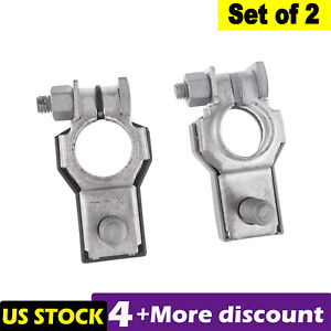 Positive Negative Battery Terminals For Toyota For Lexus 9098205035 9098206022