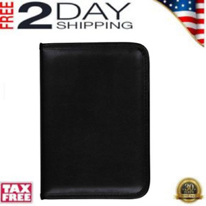 Organizer Writing Pad For Men Women Small Mini Padfolio Business Portfolio New
