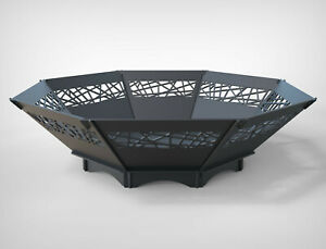 Octagon Fire Pit Dxf Files For Plasma Laser Water Cutting Or Cnc Diy
