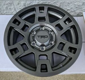 Oem Toyota Wheels Tacoma Prerunner Fj Cruiser 4runner Ptr20 35110 G4 Gloss Gray