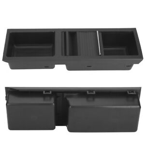 Car Drink Stand Center Console Cup Holder Storage Tray For 3 Series E46 1998 07