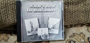 What#x27;s New in Baltimore Best Progressive Rock CD 2001 Combined Shipping amp; Price $5.99