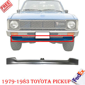 Front Bumper Lower Valance Panel Primed For 1979 1983 Toyota Pickup 2wd