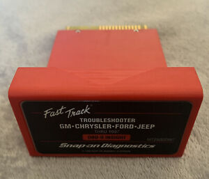 Snap On Mt25002997 Troubleshooter Thru 1997 Obd Ii Insight Cartridge For Mt2500