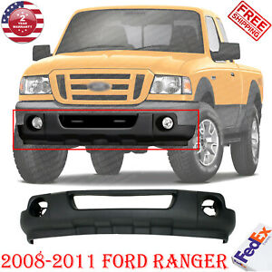 Front Bumper Lower Valance Panel Textured For 2008 2011 Ford Ranger