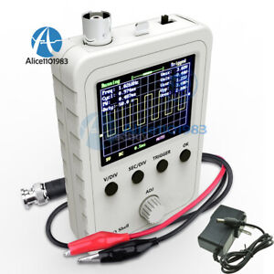 Assembled Dso150 Digital Oscilloscope 2 4 Inch Lcd Display With Probe Clip