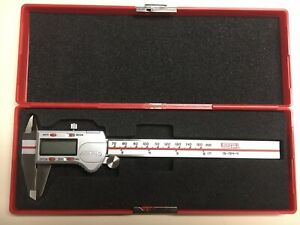 Spi Electronic Digital Caliper 0 6 150mm W case Perfect Condition Used Once