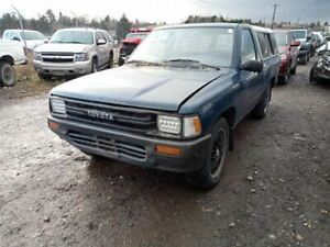 Rear Axle 2wd Single Rear Wheel 1 2 Ton Fits 89 90 Toyota Pickup 7514672