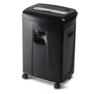 Document Shredder Crosscut Paper Heavy Duty Credit Card Industrial Commercial