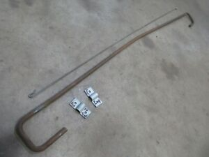 1951 Ford Custom Interior Front Seat Track Linkage Rod Parts Hot Rod Rat Rod