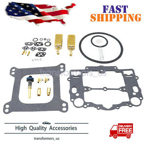 New Carburetor Rebuild Kit For Edelbrock 1477 1400 1404 1405 1406 1407 1411 1409