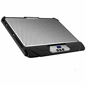 Klim Swift Laptop Cooler In Aluminium For Pc And Mac Cooling Pad Support 2020