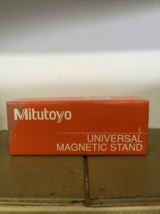 1pcs Mitutoyo 7033b Magnetic Base For Dial And Test Indicators