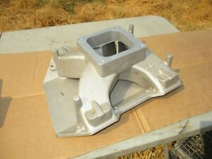 Mopar 440 M1 Intake Manifold For Heads With 2 X 1 1 16 Ports Stage Vi P4876127