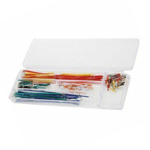 140 Solderless Breadboard Jumper Cable Wire With Box Replacement For Arduino