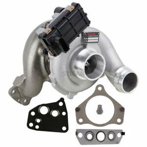 For 2007 Jeep Grand Cherokee Crd Stigan Turbo Kit With Turbocharger Gaskets Dac