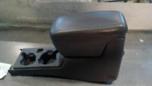 Grey Center Floor Console Lid Arm Rest Cup Holder Fits 01 04 Tacoma 7564663